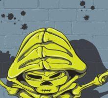 Boric Street Artist Sticker