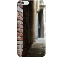 An Alley in Venice  iPhone Case/Skin