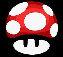 Super Mushroom by likelikes