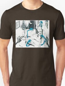 Monsters Under the Bed Unisex T-Shirt