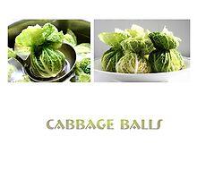 cabbage balls by Anne Seltmann