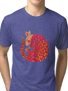 The Ethnic Armadillo Tri-blend T-Shirt