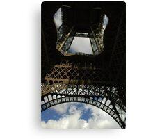 Eiffel Tour  Canvas Print