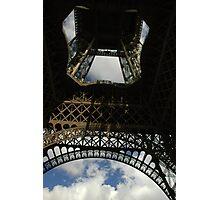 Eiffel Tour  Photographic Print