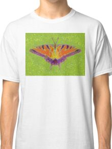 BUTTERFLY BRINGS LUCK Classic T-Shirt
