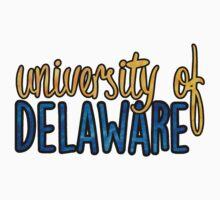 University of Delaware Two Tone by katiefarello