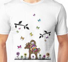 Horsey Lover Unisex T-Shirt