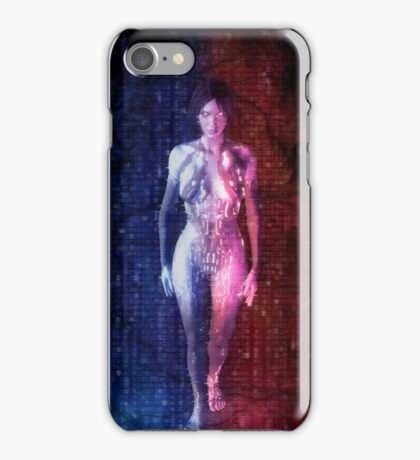 Halo 4- Rampant Cortana iPhone Case/Skin