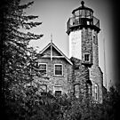 McGulpin Lighthouse by Theodore Black