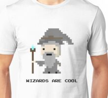 Wizards Are Cool Unisex T-Shirt