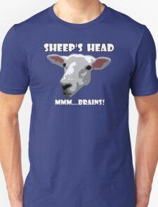 Sheep Head. Mmm...Brains! T-Shirt