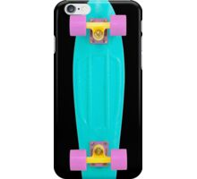 blue penny iPhone Case/Skin