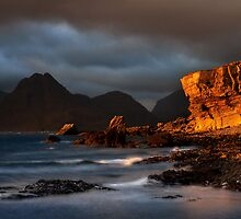 Elgol in November , Isle of Skye, Scotland. by photosecosse /barbara jones