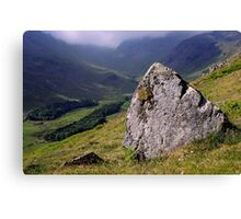 Grisedale, The Lake District Canvas Print