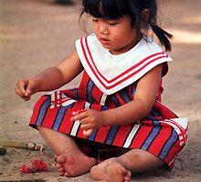 Flowergirl   by jensNP