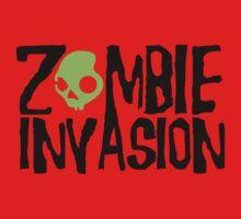 Zombie Invasion by El Gran Toñeti