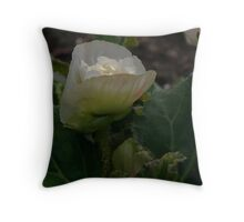 There's beauty.... between them Throw Pillow