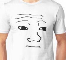 Feels Meme Face Unisex T-Shirt