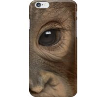 I've got my eye on you! iPhone Case/Skin