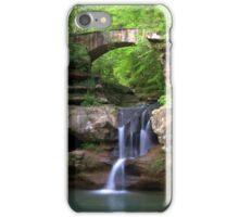 Springtime at Upper Falls iPhone Case/Skin