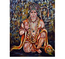 Hanuman Photographic Print