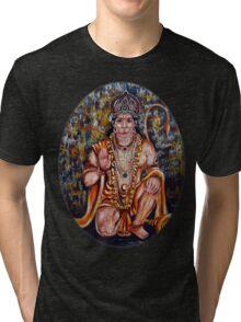 Hanuman Tri-blend T-Shirt