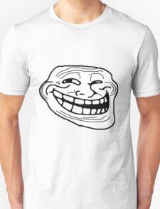Troll Face Unisex T-Shirt