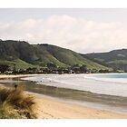 Apollo Bay Beach by Craig Holloway
