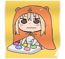 Himouto! Umaru-chan – Controller Poster