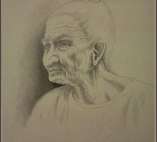 Old Lady From Cuba by Noel78