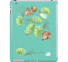 The Fox & The Ohmu <3 iPad Case/Skin