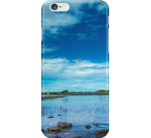 Blue Sky Urunga iPhone Case/Skin