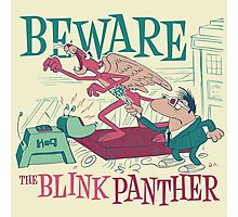 The Blink Panther Photographic Print