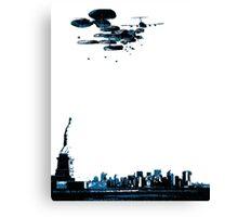Aid US Canvas Print