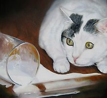 Spilled Milk by Connie Sonnenberg