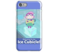 Ice Cubicle iPhone Case/Skin