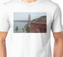 Early Morning at the Golden Gate Unisex T-Shirt