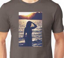 Drifting toward Summer's Night Unisex T-Shirt