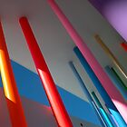 Painted Pillars by OM 2010