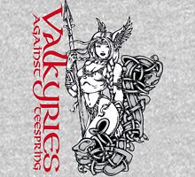 Valkyries Against! Women's Fitted Scoop T-Shirt