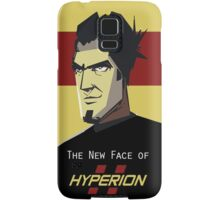 The New Face of Hyperion Samsung Galaxy Case/Skin