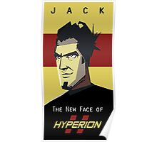 The New Face of Hyperion Poster