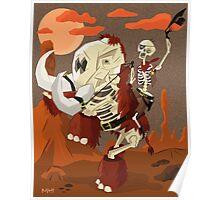 Mammoth Destruction Poster