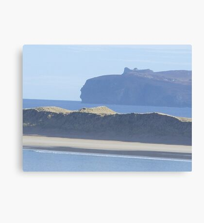 donegal coastline Canvas Print