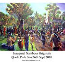 Inaugural Nambour Originals (SOLD) by tola