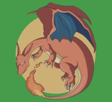 The Mighty Charizard Kids Clothes