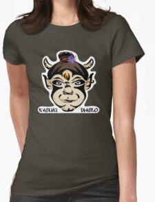Kabuki Diablo Womens Fitted T-Shirt