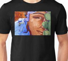 Lock and Handles Unisex T-Shirt