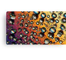 DVD Droplets 1 Canvas Print