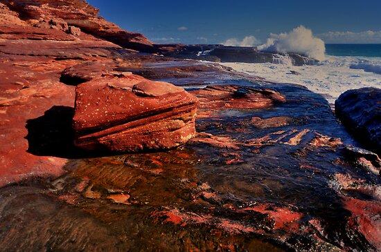 Kilbarri Tidal Scripts by Miles Moody